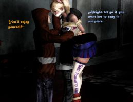 DID - Choosing Psychos over Infected 20 by DeathsFugitive