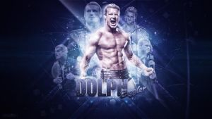 Dolph Ziggler by ROLUA