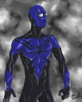 Spider-Man Redesign 2 by 8comicbookman8