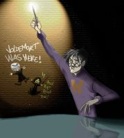 searching Voldemort by Sally-Avernier