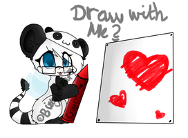 .:|Draw with me|:. [RQ] by BittyKitKat