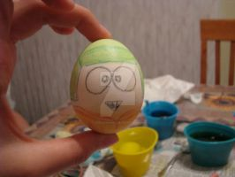 South park easter egg-Kyle by corazongirl