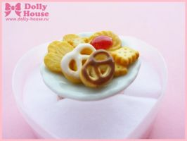 Biscotti Ring by Dolly House by SweetDollyHouse