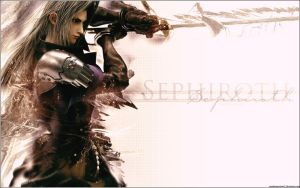 Sephiroth - One Winged Angel by MaybeTomorrow07
