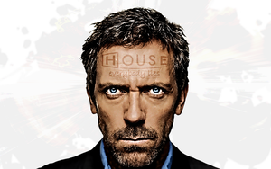 Dr House HDR effect hughlaurie by ticssou