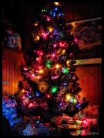 Christmas Tree 2010 by Jenna-Rose