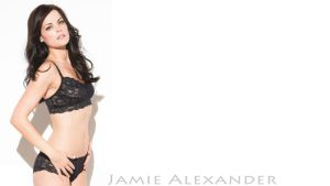 Jamie Alexander by ResolutionDesigns