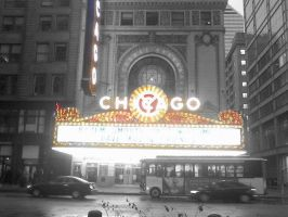 x.x Chicago Colorsplash x.x by hikariix3