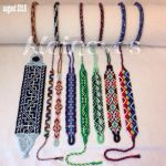 Bracelets made in August 2015 by Kleinevos70