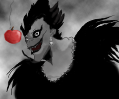 Gods of Death Love Apples by Sierrafails