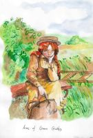 Anne of Green Gables cover by Kaya-Nurel