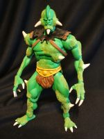 Motuc custom Feral by masterenglish