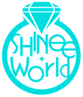 SHINee World logo by katja94