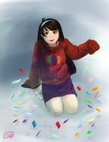 Mabel Pines by InkDrawnDreamer