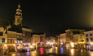 Gouda, as seen from City Hall V by CyranoInk