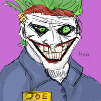 joker by rugdog