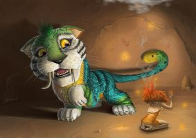 the croods by depyy