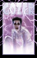 Ghostbusters Gozer Donation for Van Fan Expo 2013 by Elfsar