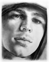 Josh Hartnett by bivoirart