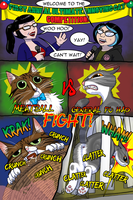 WHO WINS?  YOU DECIDE! by locopuff