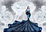 Queen of The Night by AlexandraVeda