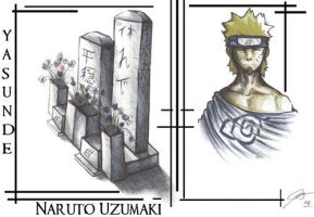 Naruto Uzumaki- 10 years by Mrknownothing