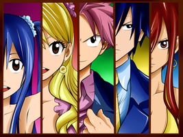 Fairy Tail by Oskar-Draws
