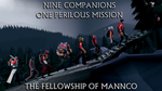 The Fellowship of Mannco by Trueblade70