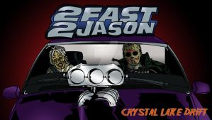 Fast and furious Jason style by ibentmywookiee