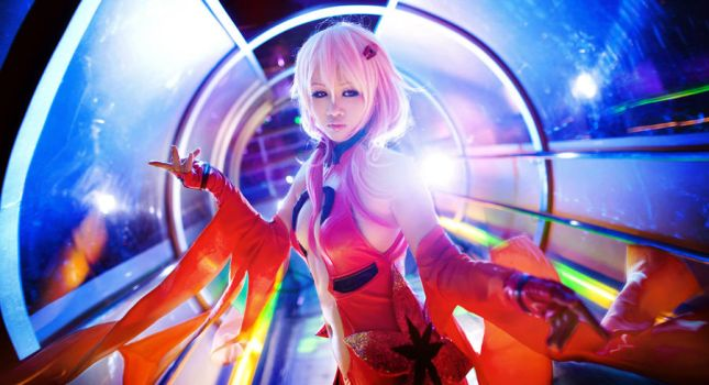 Guilty Crown: With all my heart by Astellecia