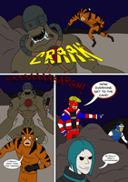 Heros United Part 1 Page 3 by MadMonkeyDane