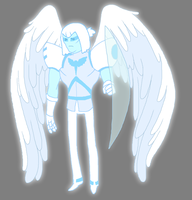 Sentry Angel by VanillyCake