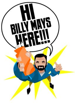 Tribute to Billy Mays by darrinstephens