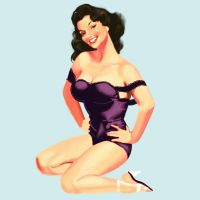 pinup 3 by TeukkiSS