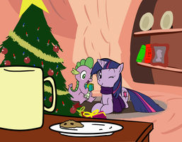 PF2 Christmas banner by Outcast010