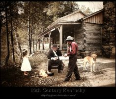 19th Century Kentucky by KYghost