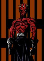 Lord Maul by lusiphur