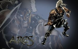 ARES - Avengers Alliance by Superman8193