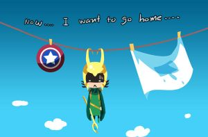 Loki go home by lanwei915