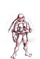 raphael_red by j0epep