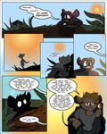 Keeping Up with Thursday, Issue 3 page 4 by AaronsArtStuff