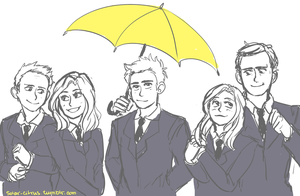 HIMYM by SOLAR-CiTRUS