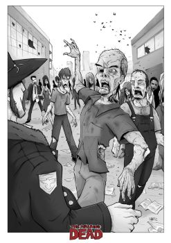 The Walking Dead - James Hart by comics2movies