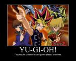 Yugioh Motivational Poster by Darkheart86