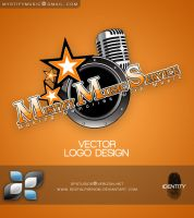 Mystify Music Logo by DigitalPhenom