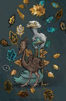 Birds and Blad by Devilry