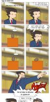 Happy Ea-OBJECTION- by Chinchikurin