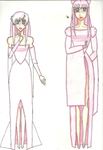 Itiki and Lacus by GenesisStar20