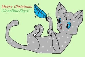 Merry Christmas Brighty by Snowstar346