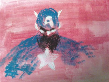Captain America by Shainaw